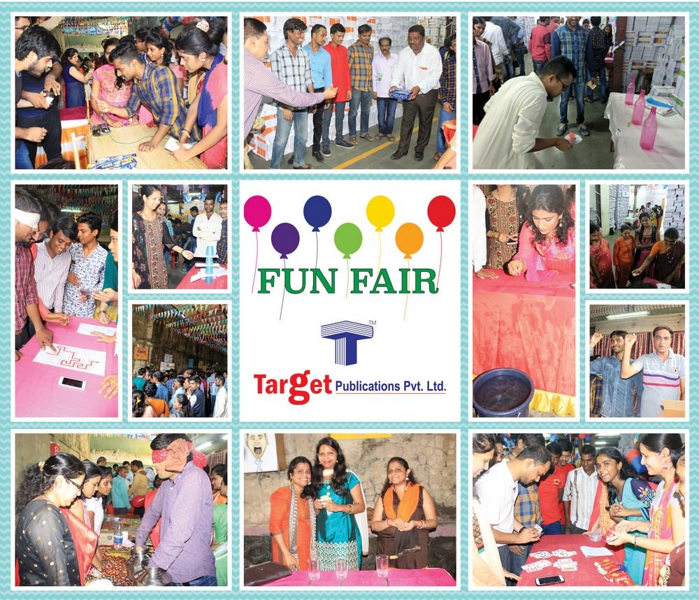 Target Day Celebration on 2nd October 2017