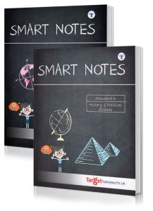 Std 10 History and Geography Smart Notes Books. English Medium. SSC Maharashtra State Board