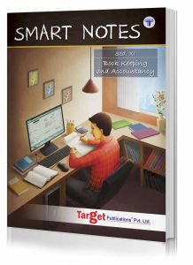 Std 11 Book Keeping and Accountancy Smart Notes Book