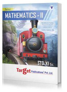 Std 11 Perfect Maths 2 Book |
