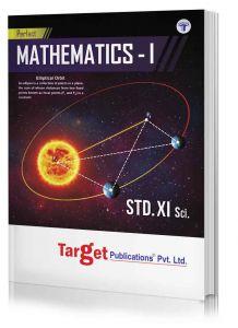 Std 11 Perfect Maths 1 Book