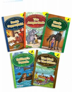 Abridged Classic Story Books for Kids | Bedtime Stories for Children