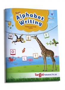 Blossom English Alphabet Writing Book for Kids
