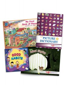 General Knowledge Reading Books for Kids in English