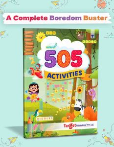 Nurture 505 Activity Book | Easy DIY Activities for Kids