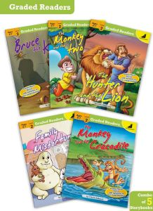 Story Books in English for Kids | Moral Stories for Age 6 - 7 Years | Graded Readers Level 2