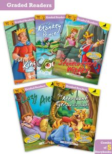 Story Books in English for Kids | Moral Stories for Age 7 - 8 Years | Graded Readers Level 3