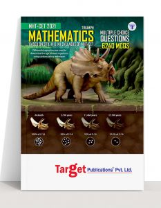 MHT-CET Triumph Maths Book for 2020 Engineering and Pharmacy Entrance Exam