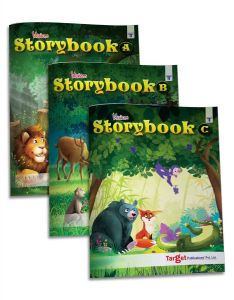 Blossom Story Books for Kids in English | 3 to 8 Year Old | 93 Short Stories with Moral and Colourful Pictures | Best Bedtime Animal Tales for Children | Set of 3 Books