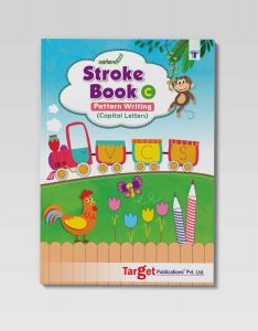 Nurture Pattern Writing and Stroke Book for Kids