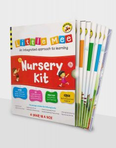 Little Mee Nursery Books for Kids Learning | English, Maths, GK, Rhymes, Stories, Drawing, Colouring Activities | Preschool Worksheets | 2 to 4 Years