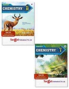 12th Perfect Chemistry I & II English Medium