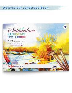 Landscape Watercolour Painting Book | Artist Level - Advance