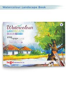 Landscape Watercolour Painting Book | Artist Level - Beginner