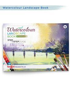 Landscape Watercolour Painting Book | Artist Level - Intermediate