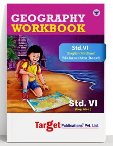 VI Geography Workbook English Medium