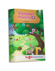 Nurture English Alphabet Tracing and Writing Practice Book for Kids | Part B - Small Letters | 3 to 5 Year Old | ABCD For Nursery and Preschool Children | 36 Practise Boxes for each Letter