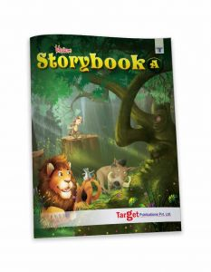 Blossom Story Book for Kids in English | 3 to 4 Year Old | 31 Short Stories with Moral and Colourful Pictures | Best Bedtime Animal Tales for Children | Book A