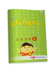 Nurture English Grammar and Composition Book for Kids | 5 to 7 Year Old | Practice Exercises with Colourful Pictures for Primary Children | Book 1