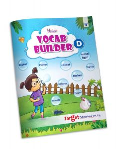 Blossom English Vocabulary Books for 6 to 10 Year Old Kids | Vocab Builder Part D | Compound Words, Homonyms, Rhyme Scheme, Kangaroo Words and much more with Activities | Learn English Speaking and Writing