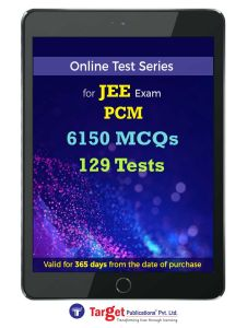 JEE Main PCM Online Test Series | Physics, Chemistry, Maths | Engineering