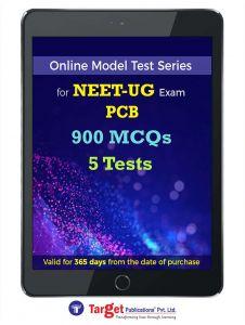 NEET-UG PCB Online Model Test Series