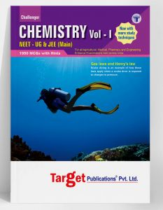 NEET UG / JEE Mains Challenger Chemistry Book Vol 1 for 2020 Medical & Engineering Entrance Exam