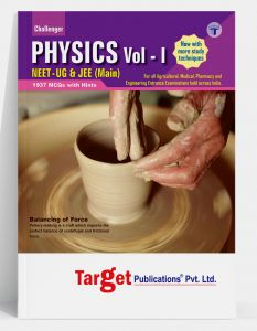 NEET UG / JEE Mains Challenger Physics Book Vol 1