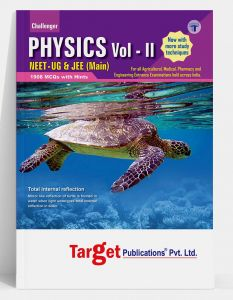 NEET UG / JEE Mains Challenger Physics Book Vol 2 for 2020 Medical & Engineering Entrance Exam