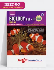 NEET UG Challenger Biology Book Vol 2 for 2020 Medical Entrance Exam