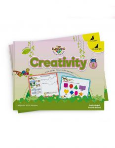 Art and Craft - Activity Books for Kids | Tiny Blossoms - Creativity Books | Set of 2