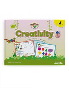 Art and Craft - Activity Books for Kids | Tiny Blossoms - Creativity Book A