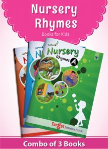 Nurture English Popular Nursery Rhymes Books for Kids