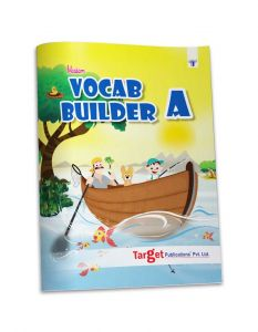 Blossom English Vocabulary Book for 5 to 7 Year Old Kids | Vocab Builder Part A | Synonyms and Antonyms, Spellings, Rhyming Words, Vowels, Consonants and much more with Activities | Learn English Speaking and Writing