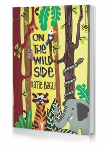 On The Wild Side by Katie Bagli | A Collection of Poems on Nature and Wildlife | Poetries with Pictures for Nature Lovers