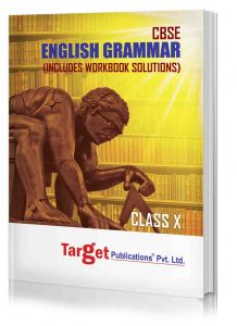 CBSE Class 10 English Grammar Notes Book