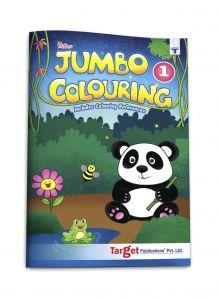 Blossom Jumbo Creative Book Level 1
