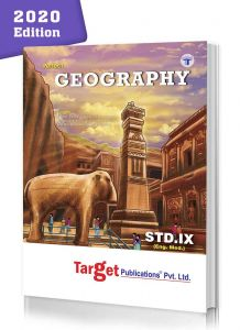 Std 9 Perfect Notes Geography Book | English Medium | Maharashtra State Board | Includes Map based Questions and Chapterwise Assessment | Based on Std 9th New Syllabus