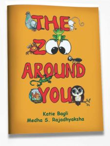 The Zoo Around You. A Poetry Book on Animals around us