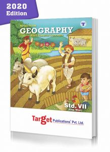 Std 7 Perfect Notes Geography Book