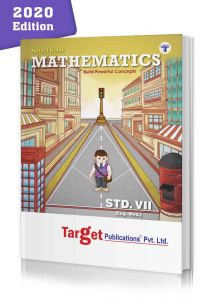 Std 7 Perfect Notes Maths Book