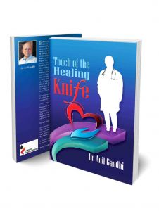 Touch of the Healing Knife book by Mana Sarjana