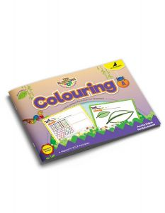 Colouring Books for Kids | Tiny Blossoms Book A