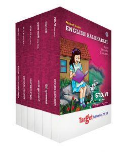 Std 6 Perfect Notes Entire Set Books. English Medium. Maharashtra State Board..