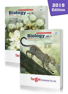 NEET UG Absolute Biology Books Vol 1 and 2 Combo for 2020 Medical Entrance Exam