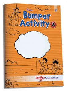 Blossom Bumper Activity Book for Kids in English
