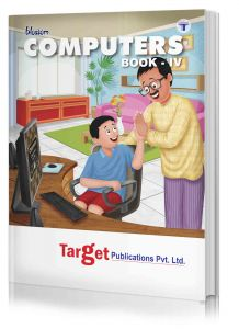 Blossom Basic Knowledge of Computer Learning Book for Kids