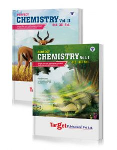 Std 12 Chemistry Book Vol 1 and 2 | HSC Science Maharashtra Board | Perfect Series