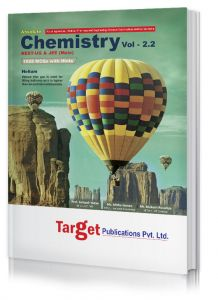 NEET UG / JEE Mains Absolute Chemistry Book Vol 2.2 for 2020 Medical & Engineering Entrance Exam