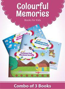 Nurture Colourful Memories books combo of 3